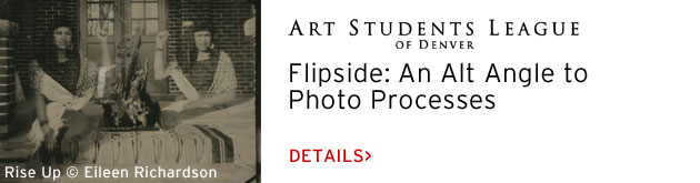 ASLD Flipside: An Alt Angle to Photo Processes thru April 21