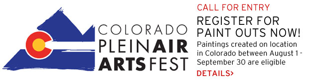 GColorado Plein Air Fest Call for Entry