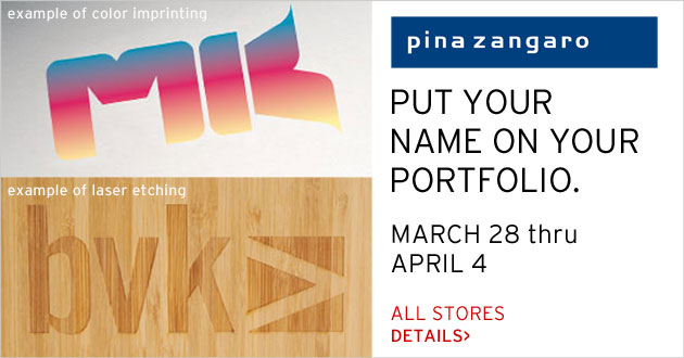Put Your Name on Your Portfolio, FREE, March 28-April 4