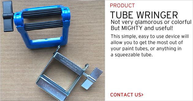 Tube Wringer: Not Glamorous or Colorful, but Very Useful