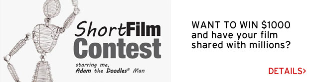 Short Film Contest submit by July 20, 2016