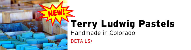 NEW! Terry Ludwig Pastels