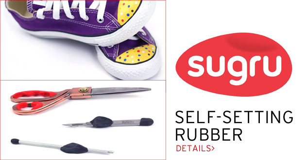 Sugru: Self-setting Rubber